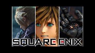 Square Enix news: Final Fantasy 7 Remake, Kingdom Hearts 3, Avengers, Just Cause 4