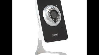 обзор ip камера zmodo zh ixd1d wac тест