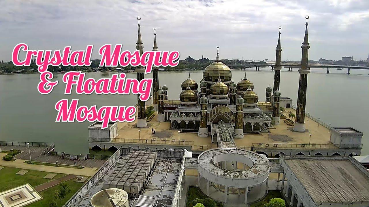Crystal Mosque & Floating Mosque Tour | সমুদ্রের উপর ভাসমান মসজিদ