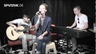 Jennifer Rostock - Mein Mikrofon (Unplugged)