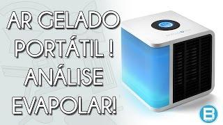 EVAPOLAR - Ar condicionado EM QUALQUER LUGAR?! Análise Completa!