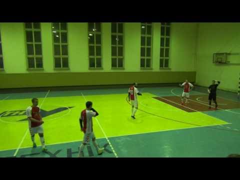 UB-Group - Укроп 4:4 (1 тайм)