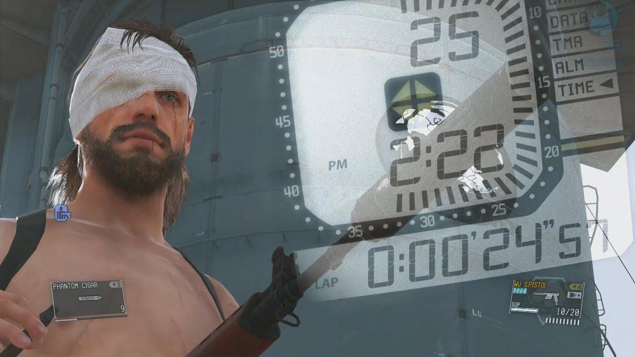 Hospital Snake mod (Model Swapping) - Metal Gear Solid V: The Phantom Pain