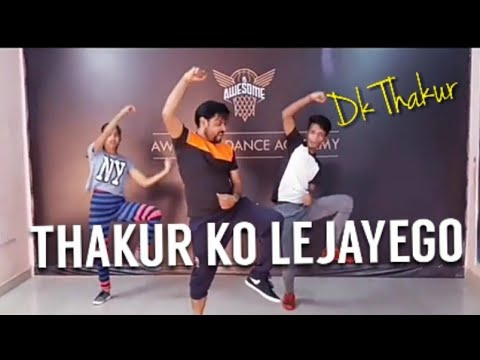 Dk Thakur || Thakur Ko Le Jayego || Dance Video|| Rajputana Song || Rk Awesome Dance Academy