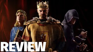 Crusader Kings 3 Review - The Medieval World Keeps Getting Bigger & Better (Video Game Video Review)