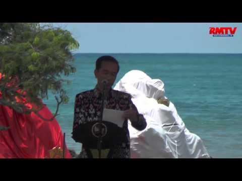 Bright News: Jokowi Pastikan Pembangunan Bypass Lembar-Kayangan