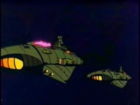 Star blazers season 1 Quest for Iscandar (remastered)