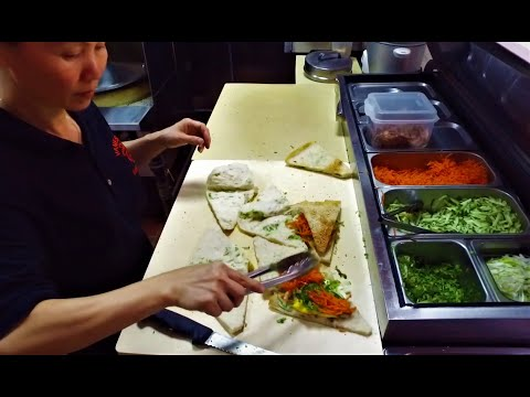 New York City Chinatown 2018 | Vanessa's Dumpling House | Chinese Street Food