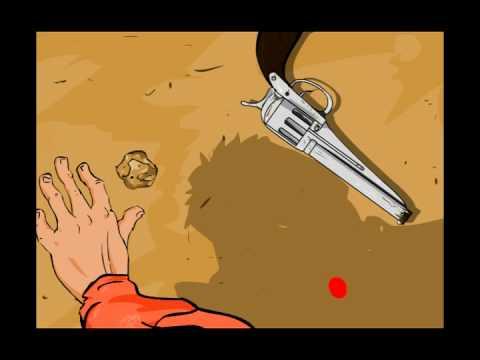 Spaghetti western animation