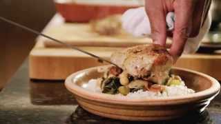 Roasted Half Chicken With Southern Hoppin' John Recipe - Cuisine Solutions