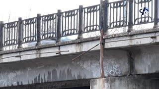 В плачевном состоянии мост на ул. Возрождения