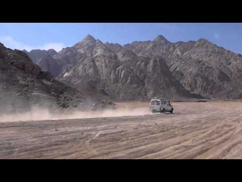 Emma's Egyptian Jeep Safari - Eastern Desert