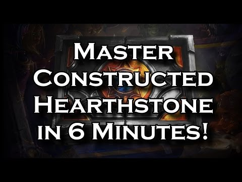 [Hearthstone] Master Constructed Hearthstone in 6 Minutes: A Guide to Winning on the Ranked Ladder