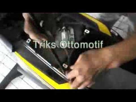 Cara Servis Injeksi Tune Up Motor Matic Injeksi Honda Beat Pgm Fi