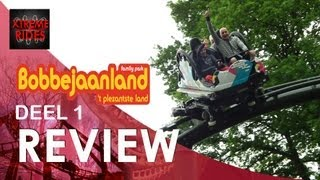 Review pretpark Bobbejaanland [DUTCH VERSION] Deel 1
