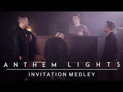 Invitation Medley: Turn Your Eyes Upon Jesus / I Have Decided / I Surrender All | Anthem Lights
