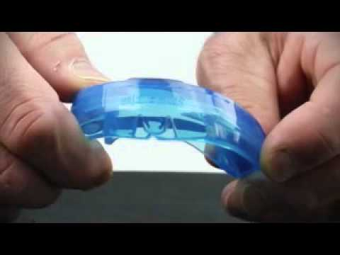 shock doctor gel nano mouthguard fitting instructions