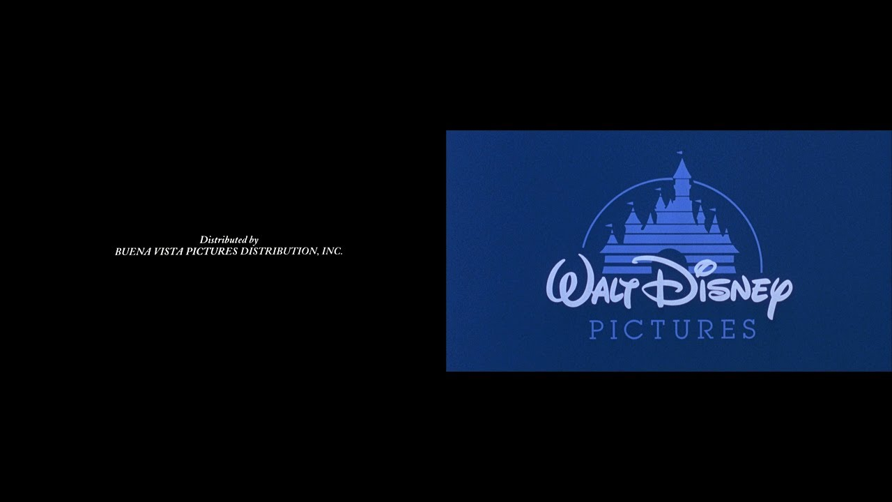 Dist By Buena Vista Pictures Distribution Walt Disney Pictures Closing 1993 1080p Hd Youtube
