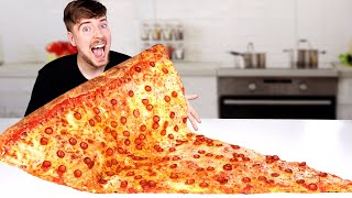 I Ate The Worlds Largest Slice Of Pizza