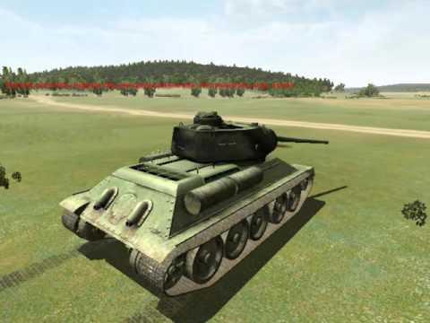 T-34 против Тигра, Т-34-85 Миссия №5 Встречный бой