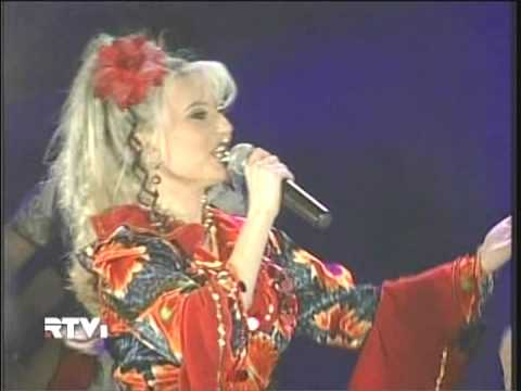 """Russian TV Show-Contest """"My song"""", January 2007"""