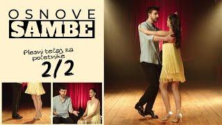 SAMBA: Spremni za karneval - koreografija | Lijeva&Desna