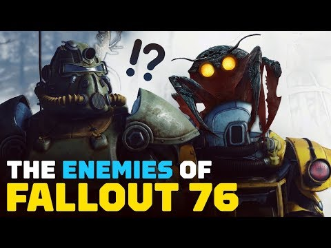Fallout 76: 25 Wild Enemies Spotted in 3 Hours Across West Virginia