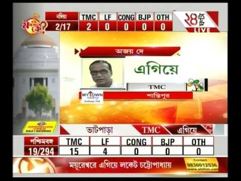 Left parties and Congress throw major challenge to ruling Trinamool Congress
