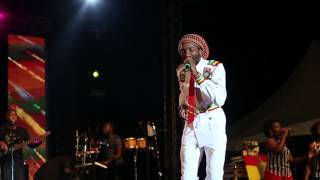 Kabaka Pyramid LIVE at Rebel Salute 2016