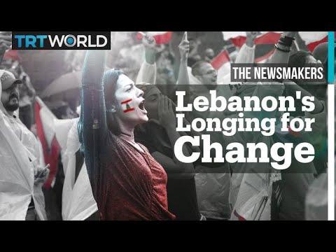 Lebanon Demands A Revolution