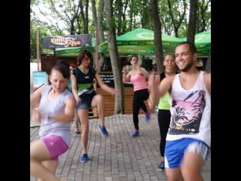 6.08.17 FitCamp on Baltic see
