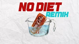Digga D - No Diet (Remix) ft. Dave, Headie One & Taze