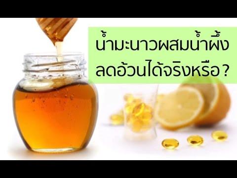 แชร์ให้ไว เช็กให้ชัวร์ : ดื่มน้ำมะนาวผสมน้ำผึ้ง ลดน้ำหนักได้จริงหรือ? - Springnews
