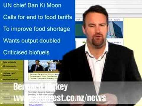 Calls for end to food tariffs