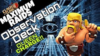 Queen Charge!! | Observation Deck Vol. 1 | Clash of Clans