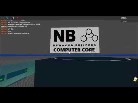 Newwood Computer Core All 3 Codes I Roblox Youtube