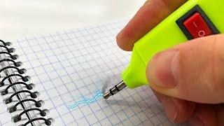 Портативная колонка - маркер своими руками/A portable DIY highlighter speaker