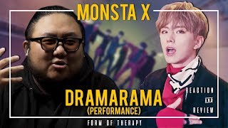 "Producer Reacts to Monsta X ""Dramarama"" (Performance Ver.)"