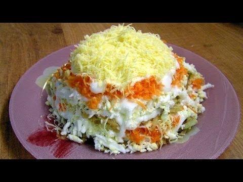 Салат Греческий | Рецепты салатовиз YouTube · Длительность: 11 мин21 с