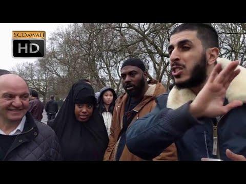 Genuine Denial! Ali Dawah vs Atheist l Speakers Corner l Hyde Park