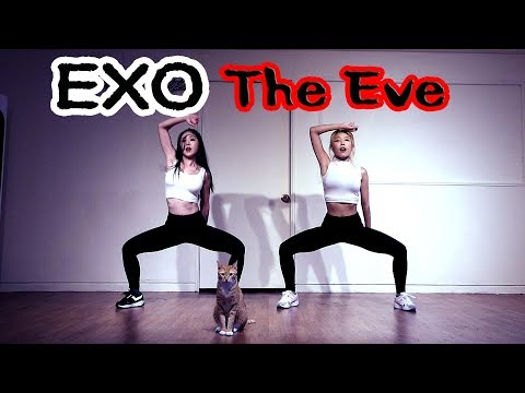 EXO 전야 (前夜) (The Eve) Dance Practice ver. WAVEYA 웨이브야