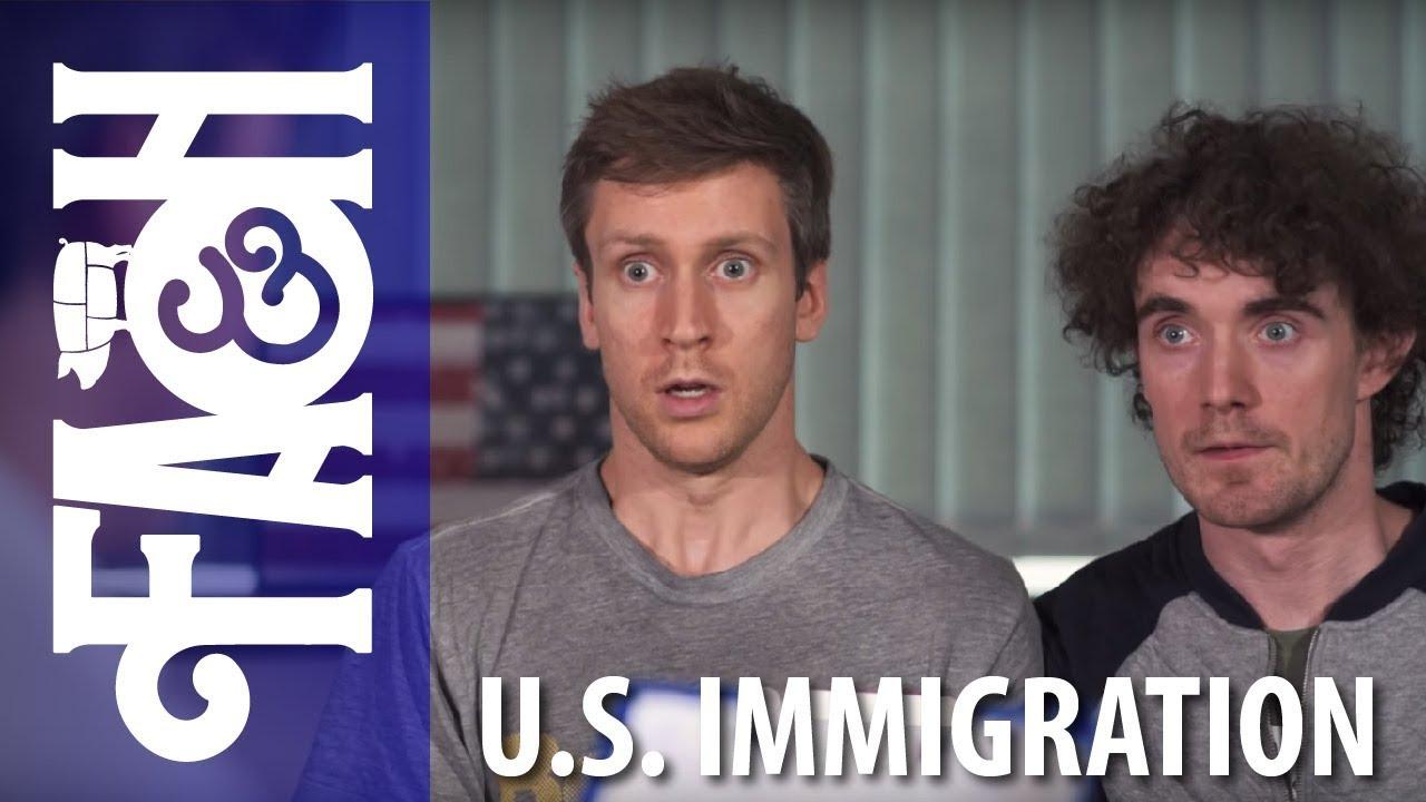 U.S Immigration - Foil Arms and Hog