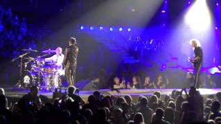 """Under Pressure"" QUEEN + ADAM LAMBERT IN CHICAGO 6/19/14"