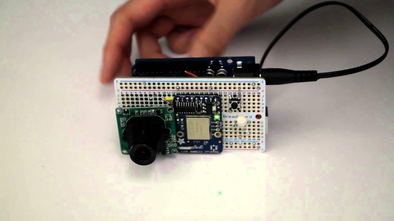 Arduino based time lapse camera doovi