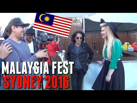 MALAYSIA FEST 2016 | Performance Highlights | Amy Search Duet | CASSIDY LA CREME | Sydney, Australia