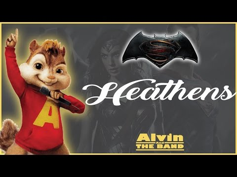 Heathens | Alvin and The Band