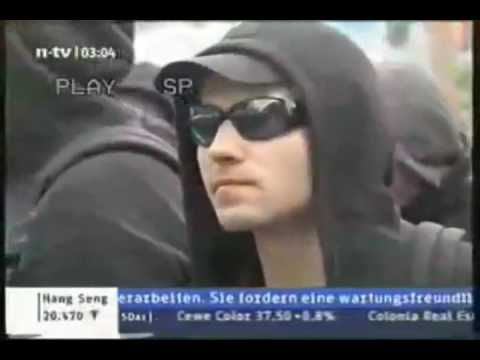Best Black Bloc Demonstration Music Video