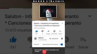 disvastigante kanalojn en Esperanto ne youtube