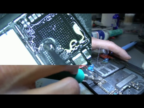 IPhone 7 перезагрузка/bootloop - Baseband 1