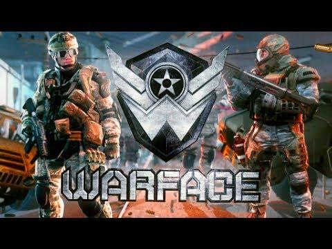 Warface - Expienie postaci